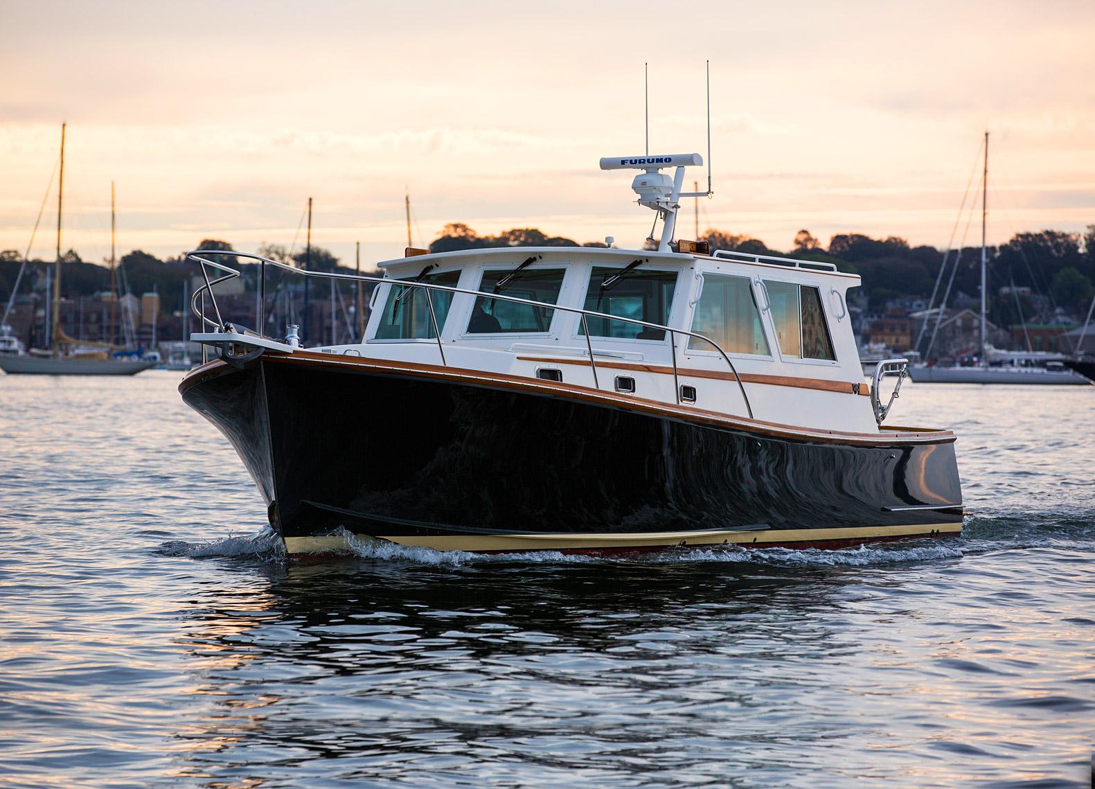 Wilbur Yachts - Custom...