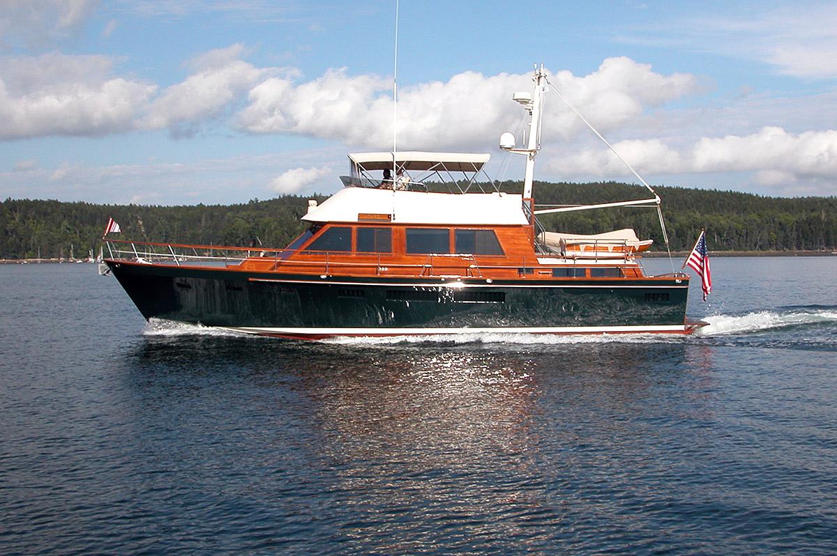 Wilbur 61 Wilbur Yachts