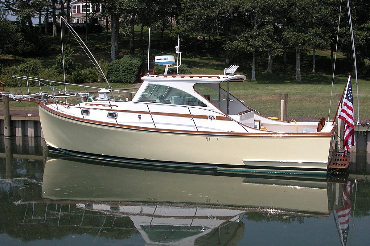 Gallery - Wilbur Yachts